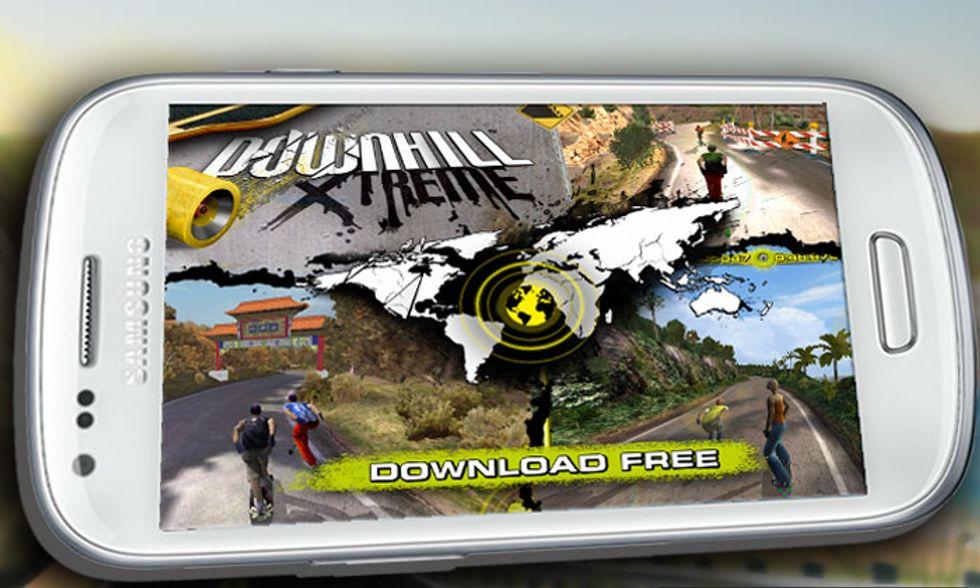Le migliori applicazioni per Android: Downhill Xtreme