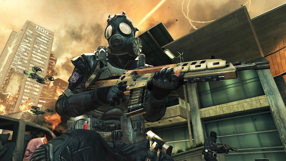 Call of Duty: Black Ops II, un'abbuffata sparatutto – Recensione
