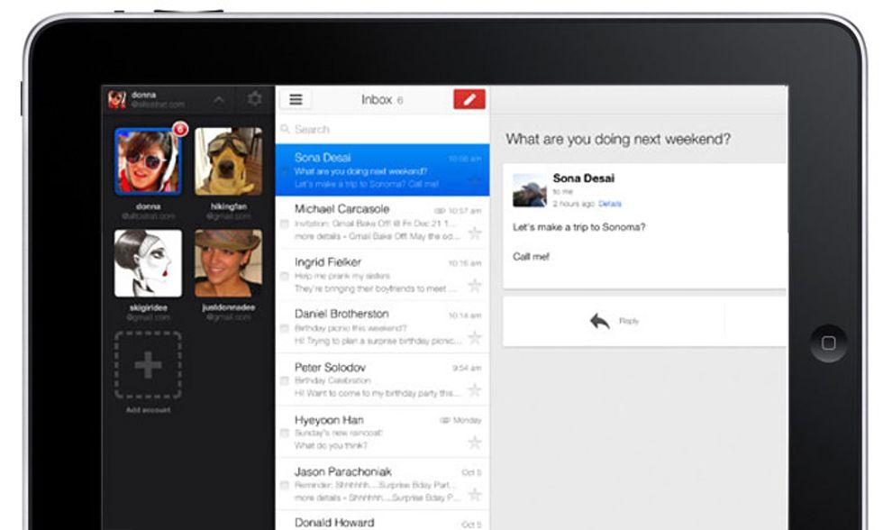 Gmail per iOS: Google ci riprova