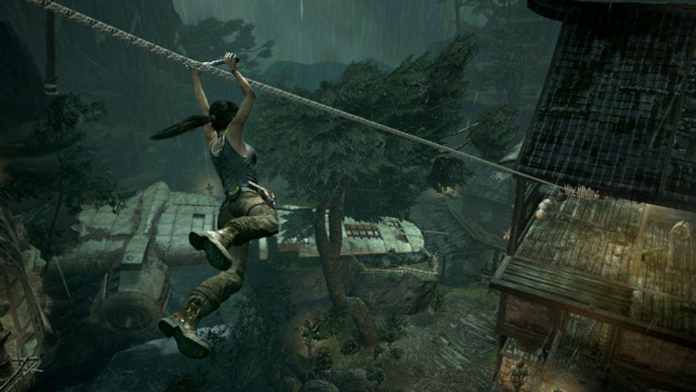 Tomb Raider: la nuova Lara Croft convince