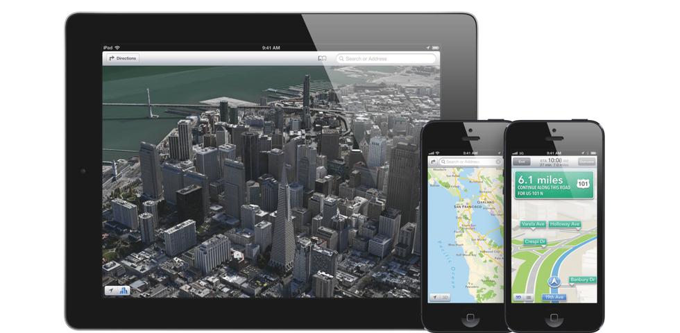 Apple, in Australia le mappe sono un pericolo pubblico