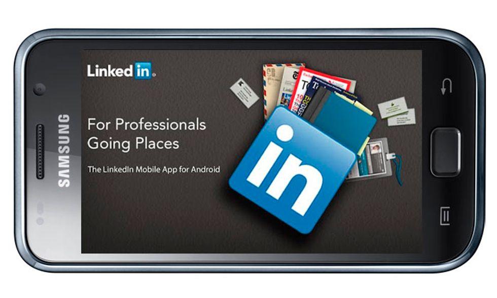 Le migliori applicazioni per Android: LinkedIn