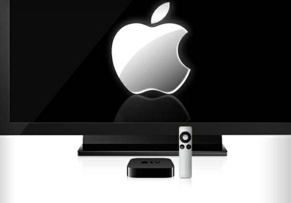 Apple sta testando possibili design per il suo iTV. Insieme a Sharp
