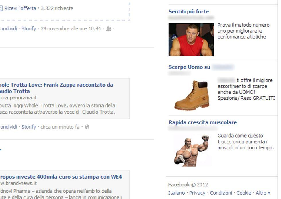 Facebook è un social network del passato (secondo Google)