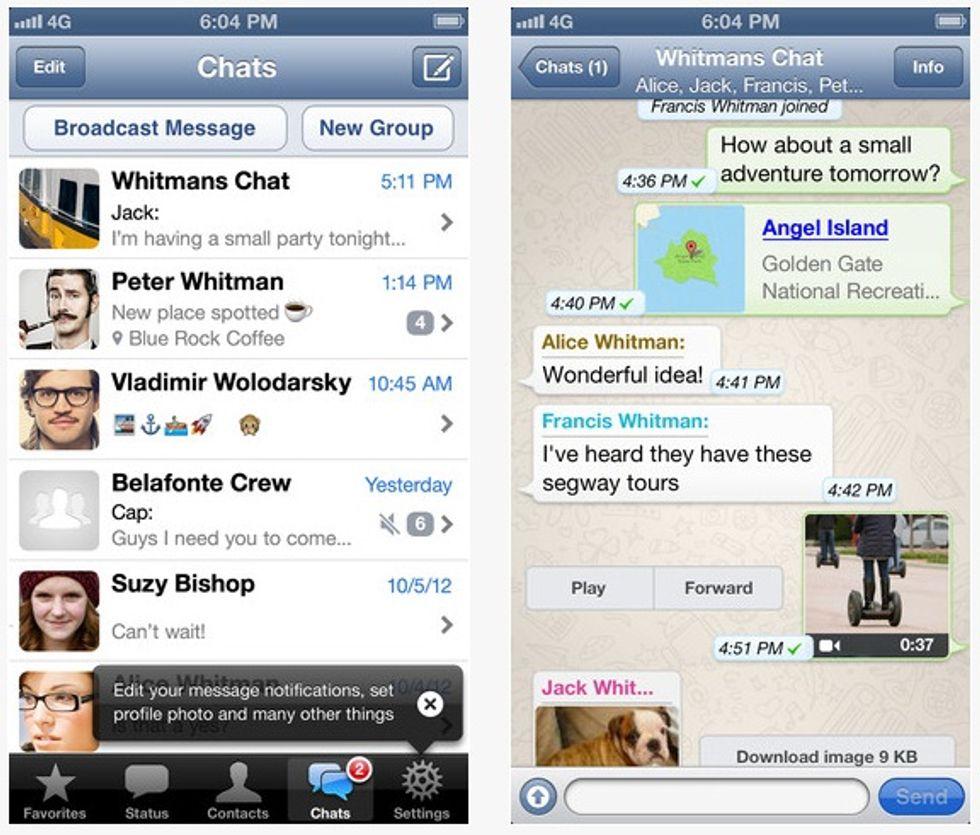 Perché Facebook dovrebbe comprare WhatsApp
