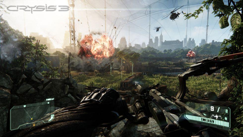 Crysis 3, i video delle 7 Meraviglie