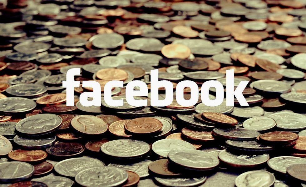 Facebook adesso prova a lanciare i messaggi a pagamento