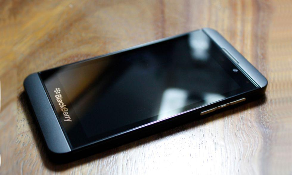 Z10, ecco il primo smartphone con BlackBerry 10