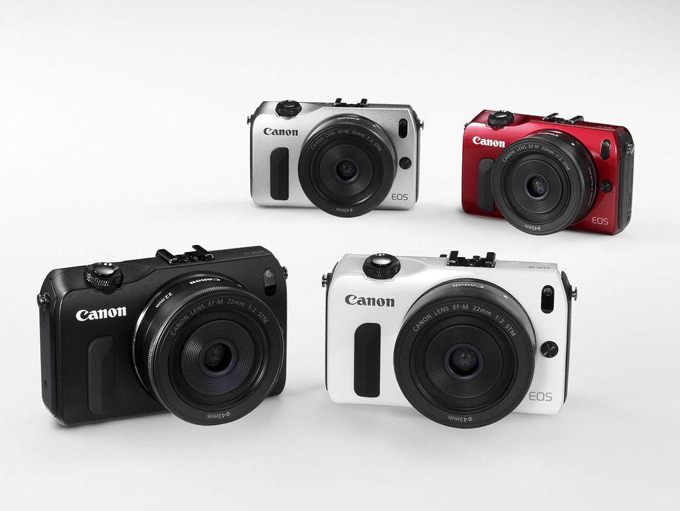 Le 10 migliori fotocamere del 2012