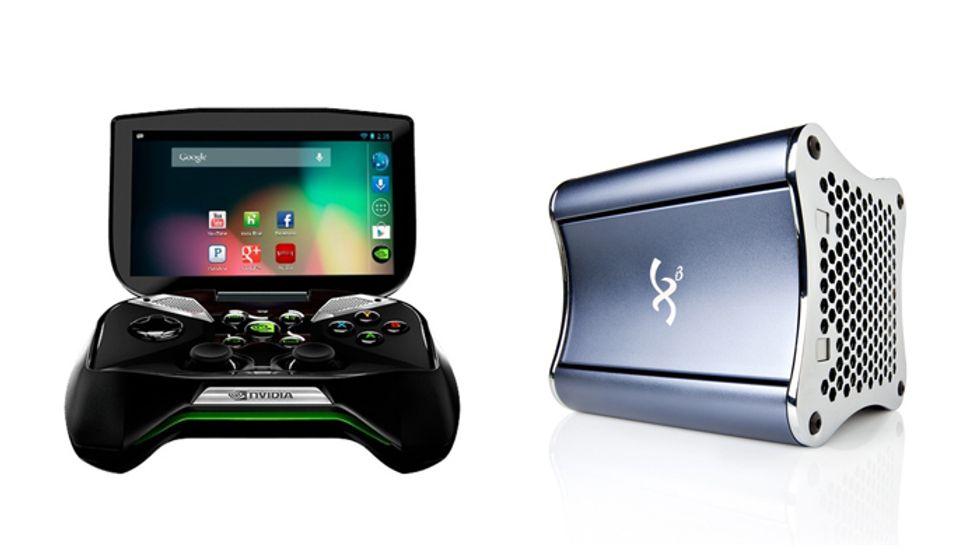 Ces 2013, la console Nvidia e il pc di Valve