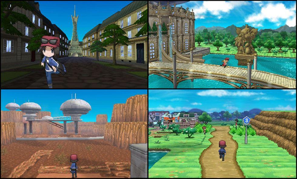 Pokemon X e Y in arrivo, ma non per Wii U