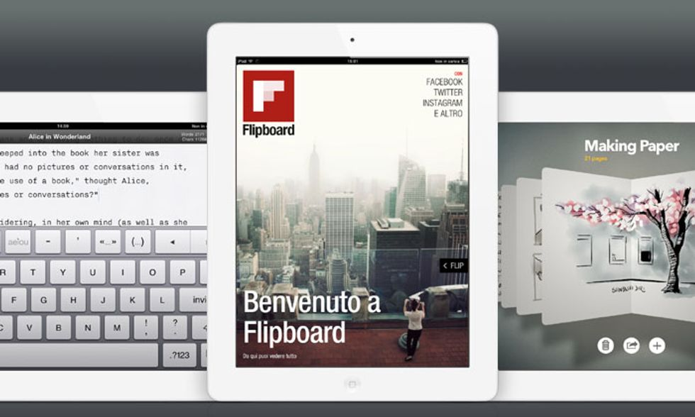 10 app per il tuo primo iPad
