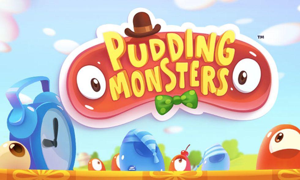 Le migliori applicazioni per Android: Pudding Monsters