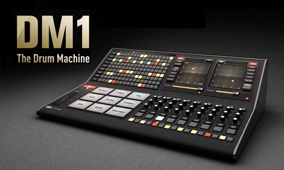 Le migliori applicazioni per iPad: DM1 - The Drum Machine