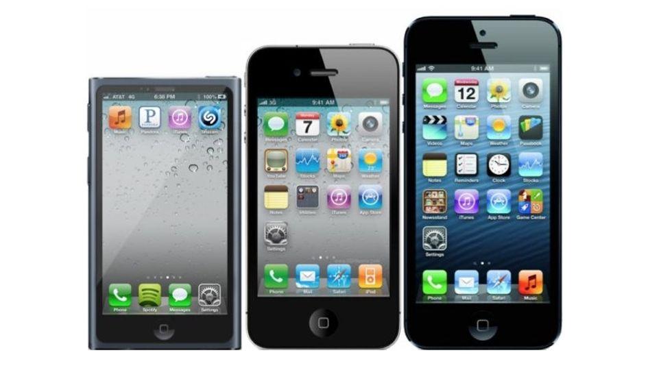 iPhone, nel 2013 potrebbero arrivarne 3 diversi (anzi 4)
