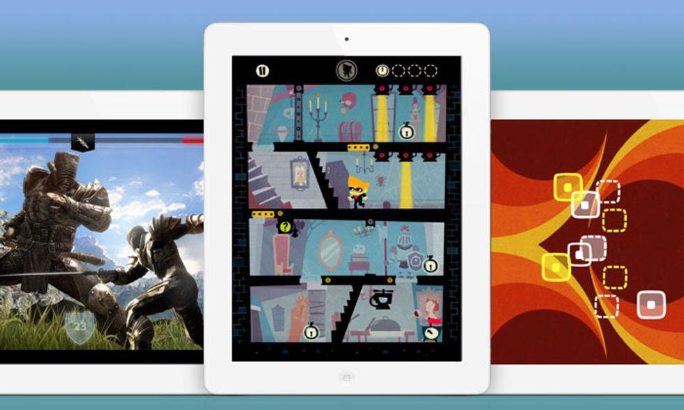 10 giochi originali per il tuo primo iPad