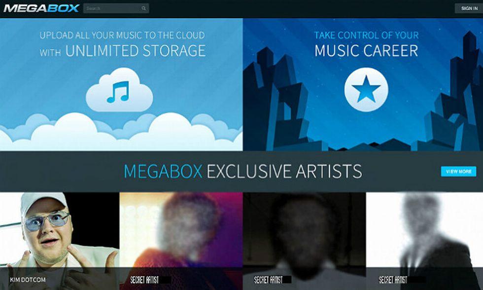 Kim Dotcom a SXSW: Megabox è in arrivo