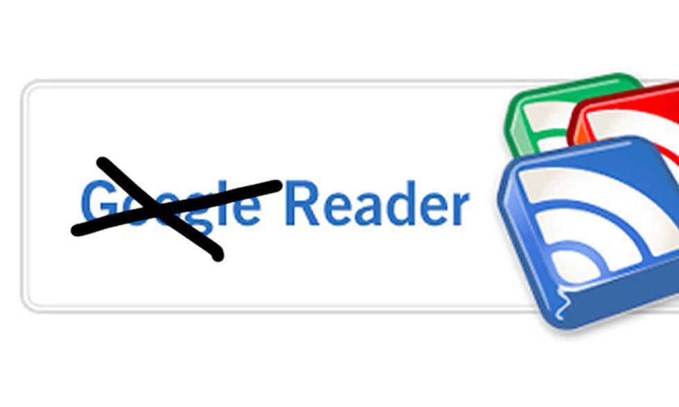 Google Reader chiude: ecco le alternative