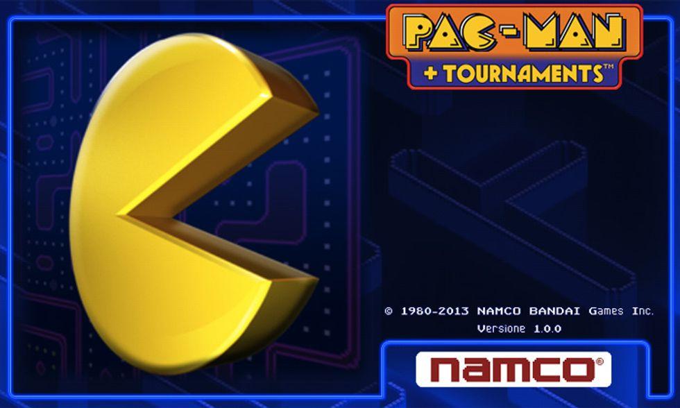 PAC-MAN +Tournaments per Android: alla riscoperta di un classico