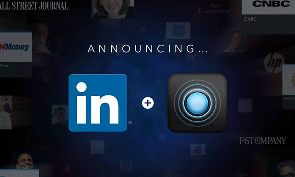 LinkedIn: grazie a Pulse diventerà il giornale del futuro?