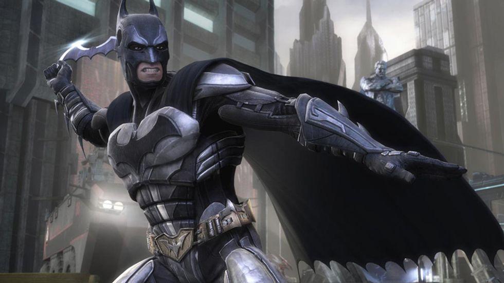 Injustice, chi è più forte fra Batman e Superman? - Trailer