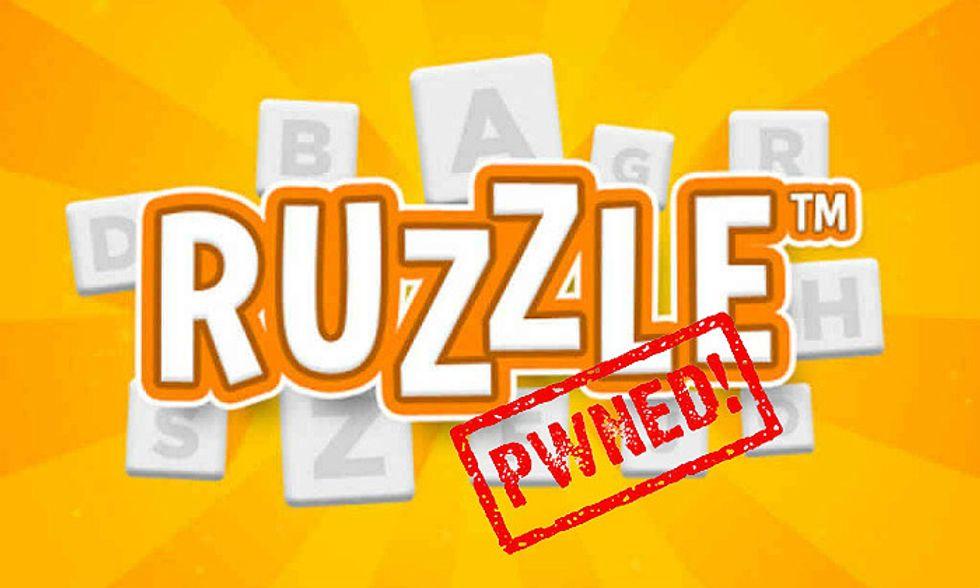 Ruzzle: un hacker potrebbe giocare al vostro posto