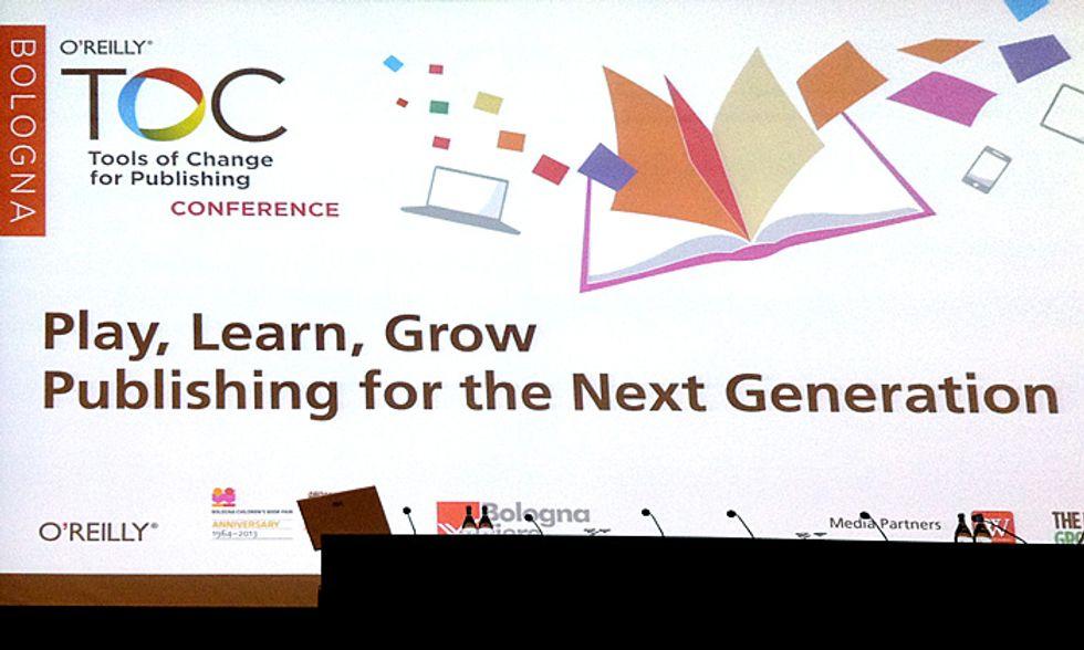 TOC Bologna 2013: a che punto è il libro digitale per ragazzi?