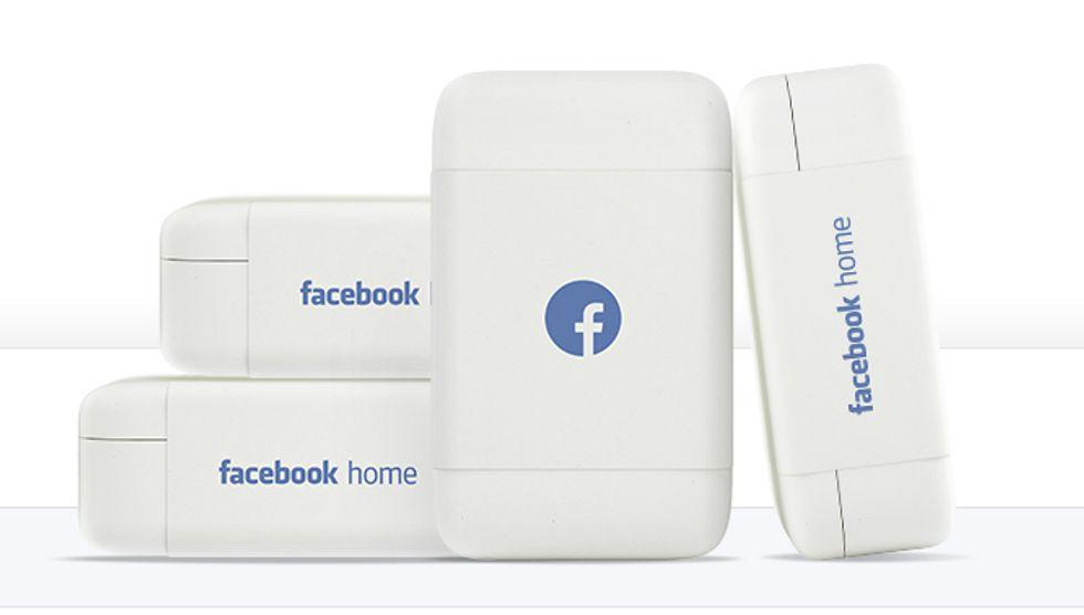 Facebook Home, ecco come si presenta