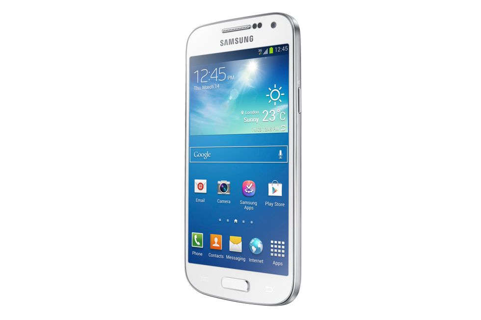 Samsung Galaxy S4 Mini, le immagini