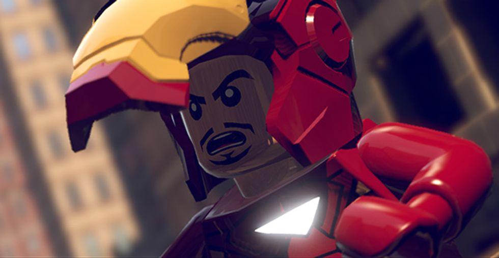 Lego Marvel Super Heroes – Il trailer in esclusiva