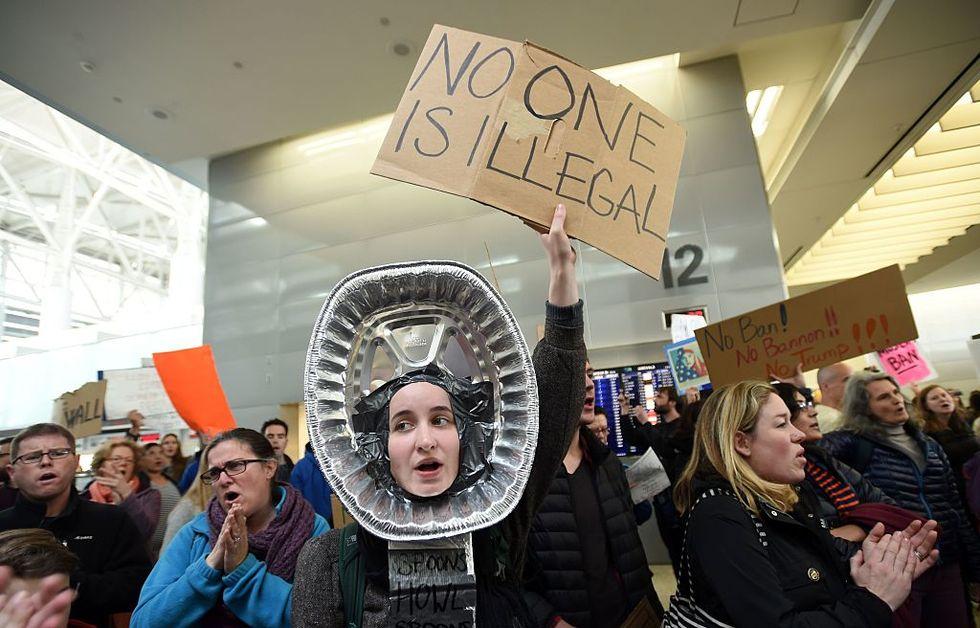 Bando all'immigrazione, Trump fra la Silicon Valley e i giudici