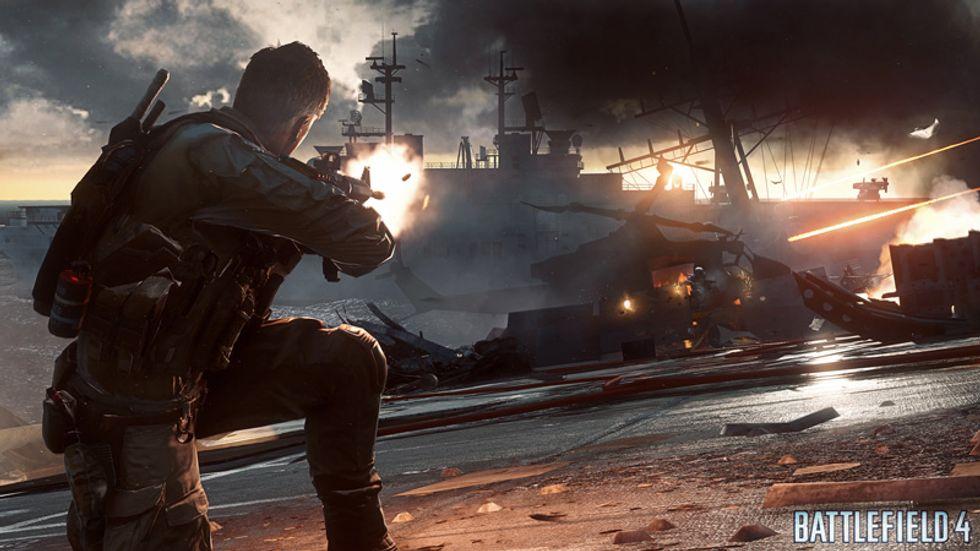 E3 - Battlefield 4, il trailer di gioco