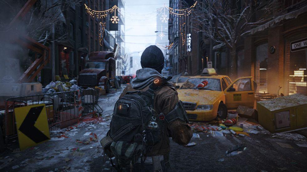 E3 - The Division, il trailer di gioco
