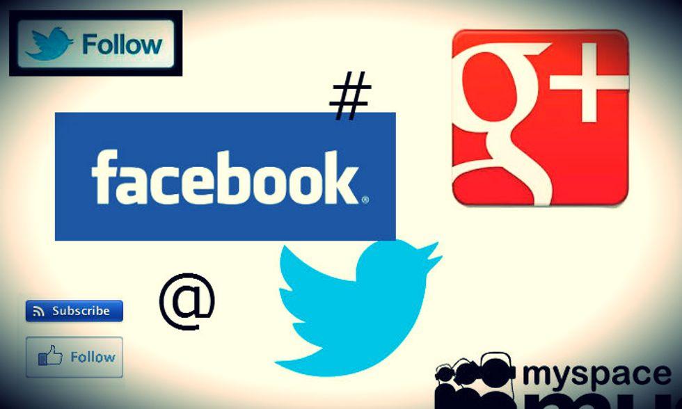"Facebook: hashtag & altre idee ""rubate"""