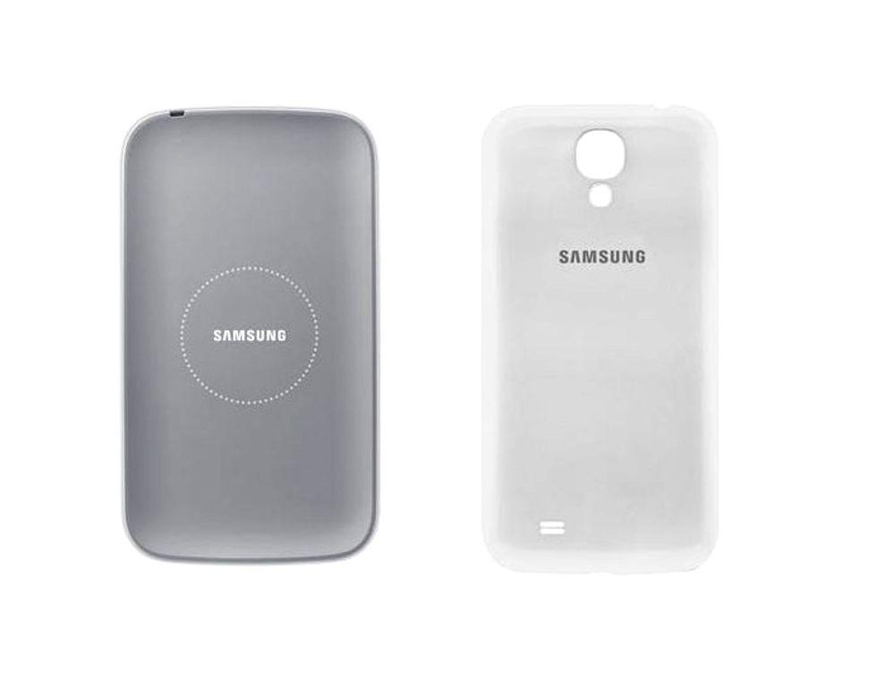 Samsung Galaxy S4: arriva il kit per ricaricarlo senza fili
