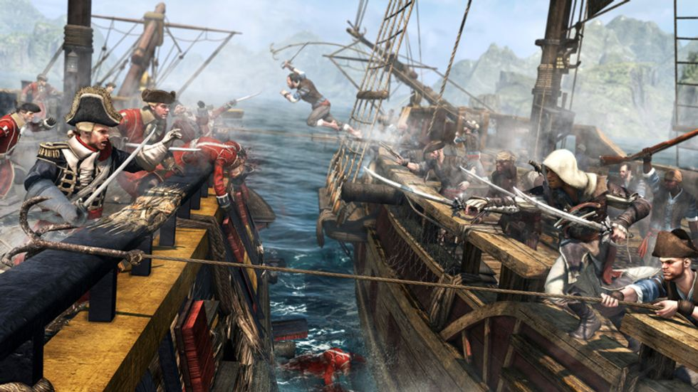 Assassin's Creed IV, il gameplay commentato - Video