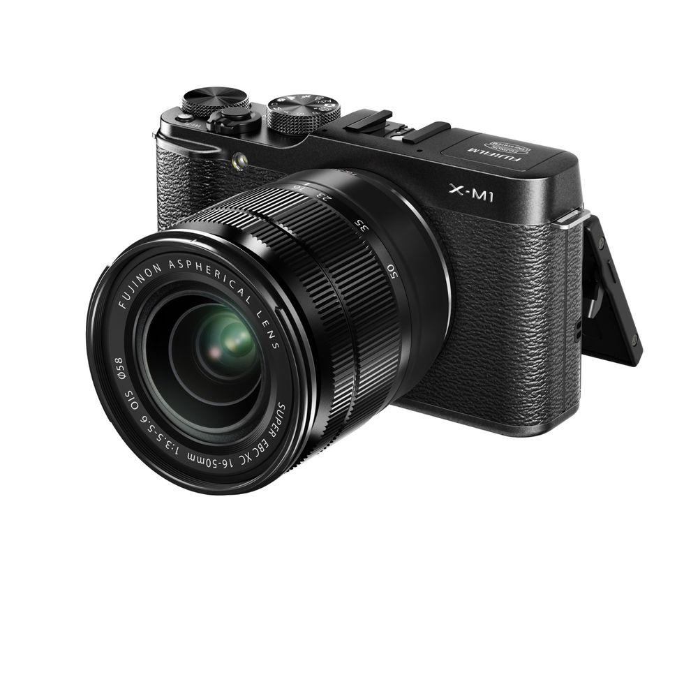 Fujifilm X-M1, le immagini