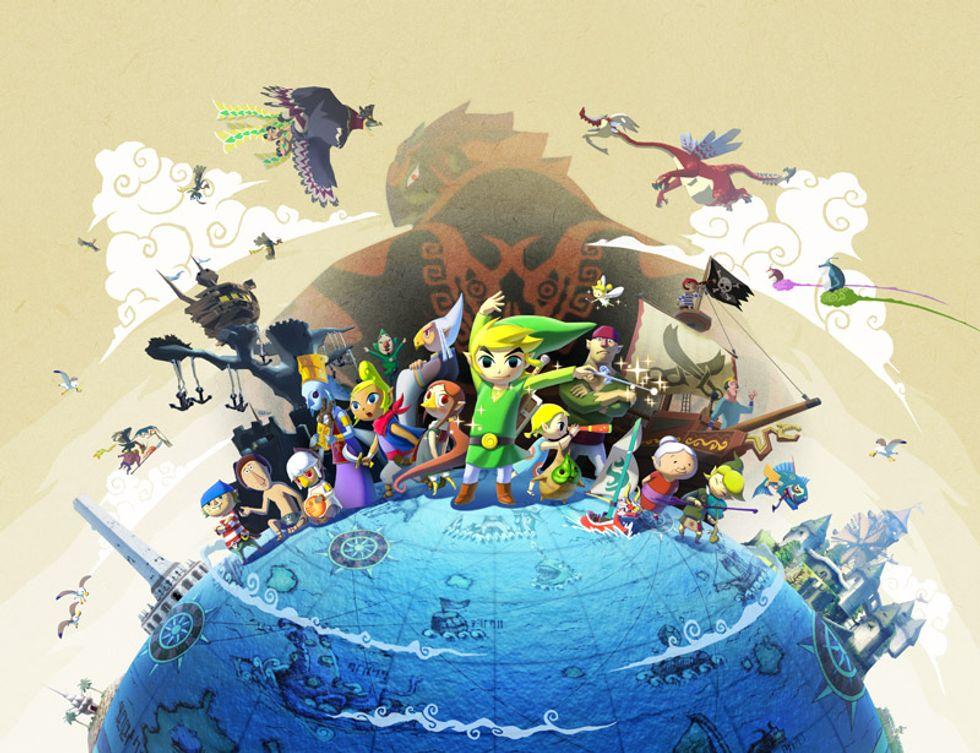 Nintendo Wii U, i 5 giochi da non perdere