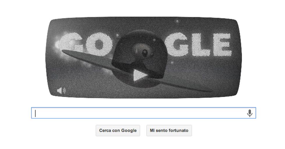 Google, un Doodle per l'alieno di Roswell