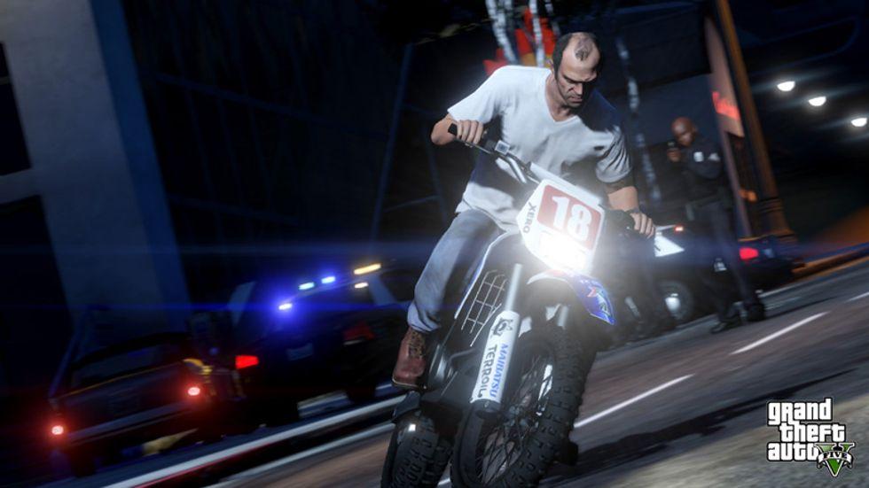 Grand Theft Auto V, ecco il primo video di gioco - In italiano