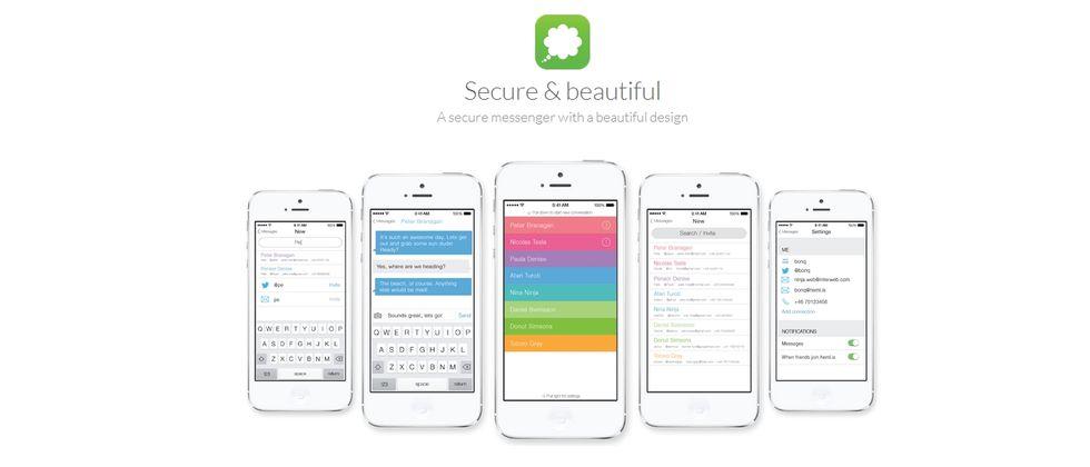 Heml.is, l'app di messaggistica a prova di PRISM targata ThePirateBay