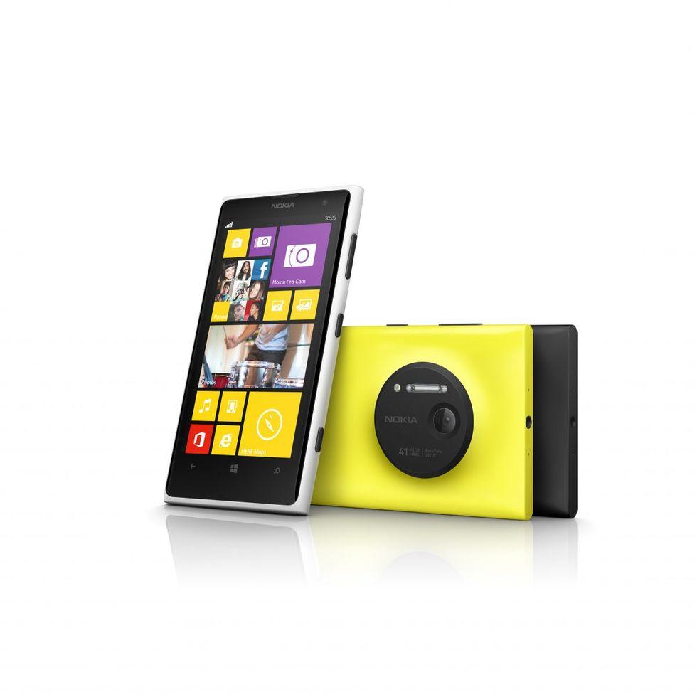 Nokia lancia il Camera Smartphone