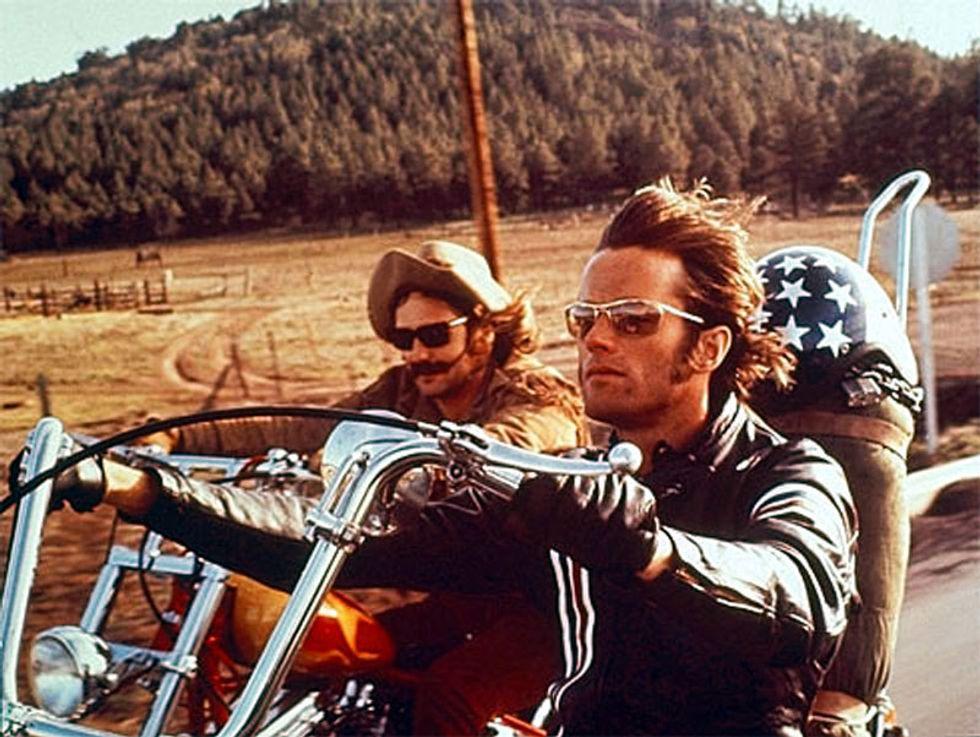 """""""Easy Rider"""", la colonna sonora di una generazione"""