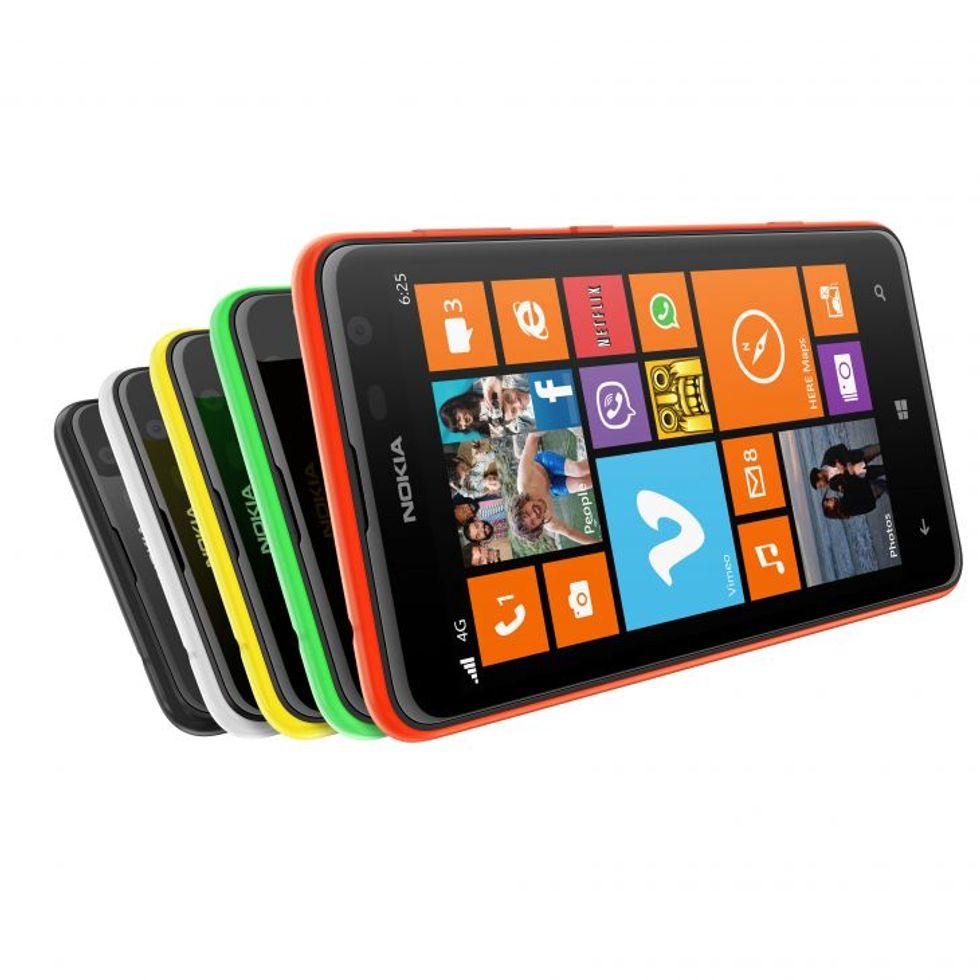 Nokia Lumia 625, LTE a prezzo ridotto