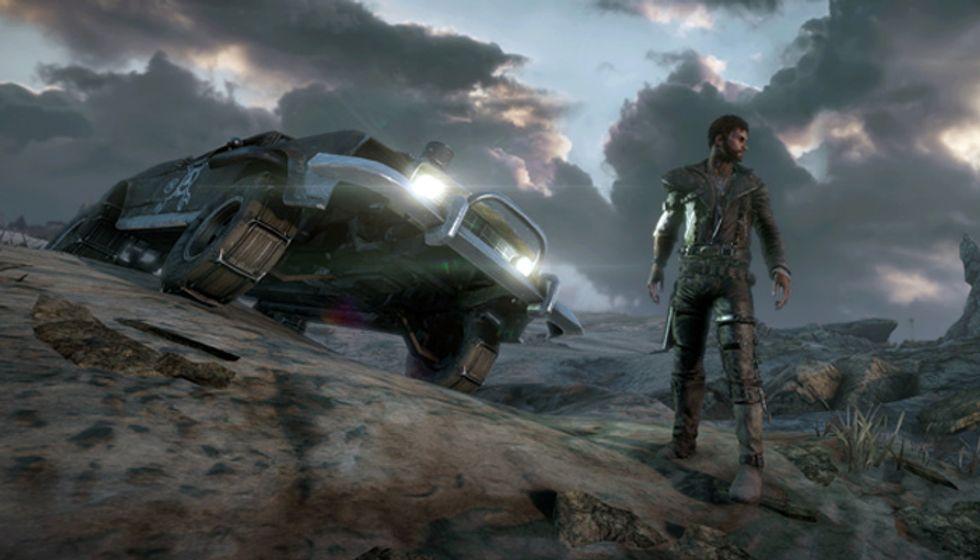 Mad Max, il primo trailer di gameplay