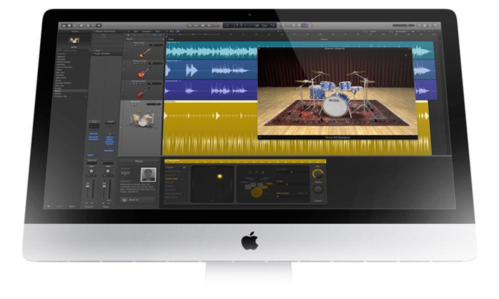 Apple Logic Pro X, le 5 novità che contano