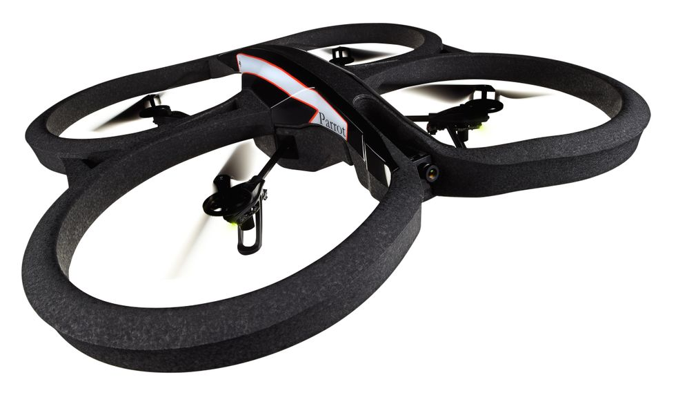 Parrot AR.Drone2.0 Power Edition, la nostra prima prova in volo