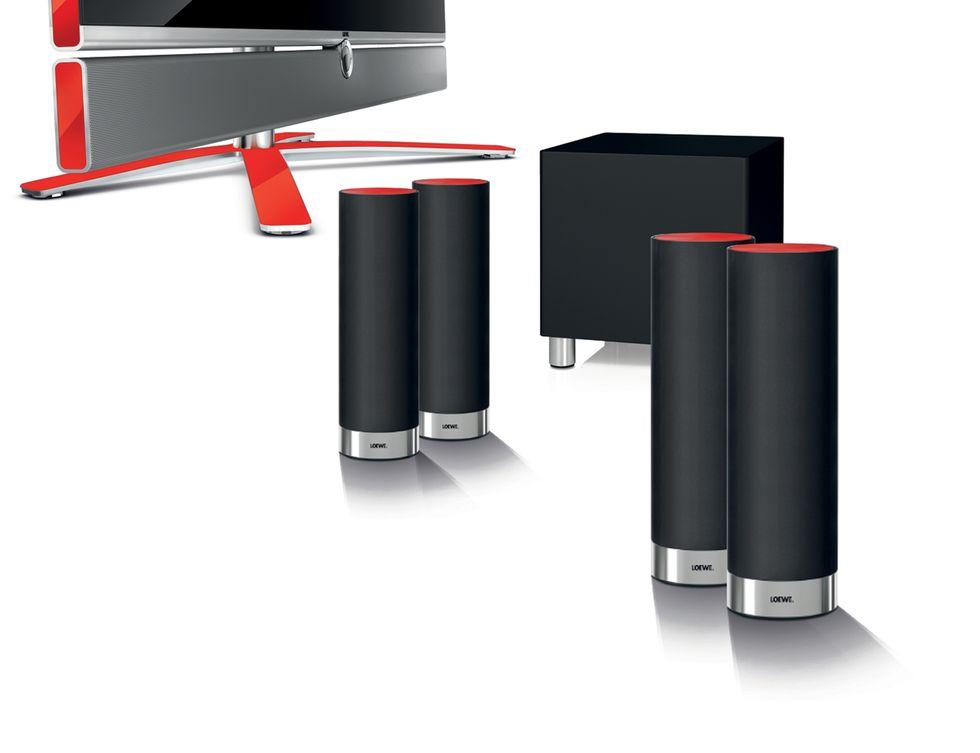 Loewe: il sistema Home Cinema 3D è wirless