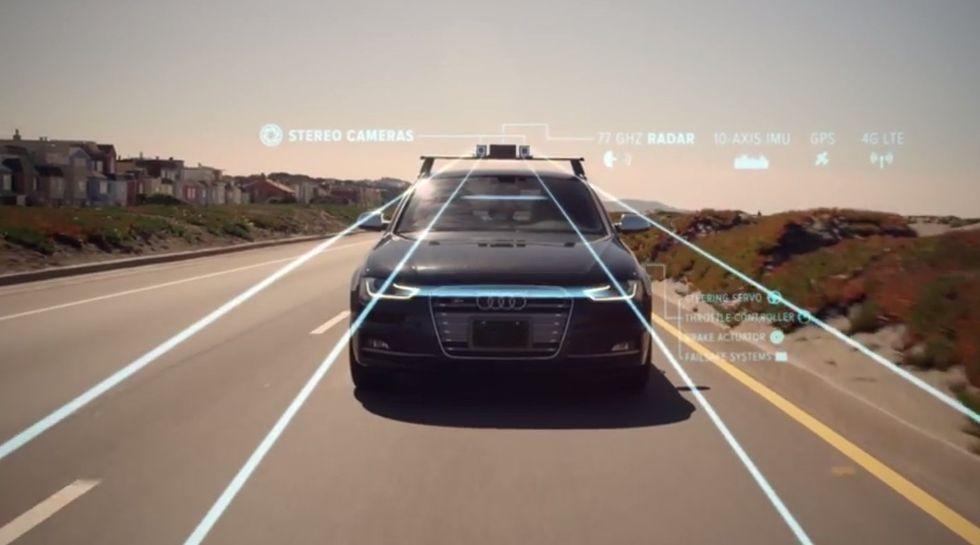 Cruise, il kit per la guida automatica che sfida le Google Car