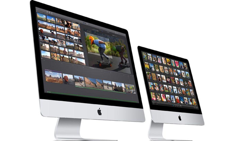 """Il nuovo iMac entry-level da 21,5"""" di Apple: le cose da sapere"""